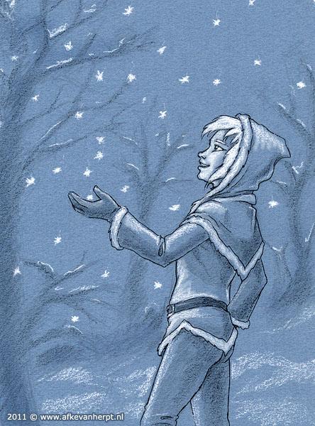 2011 Secret Santa: Newt