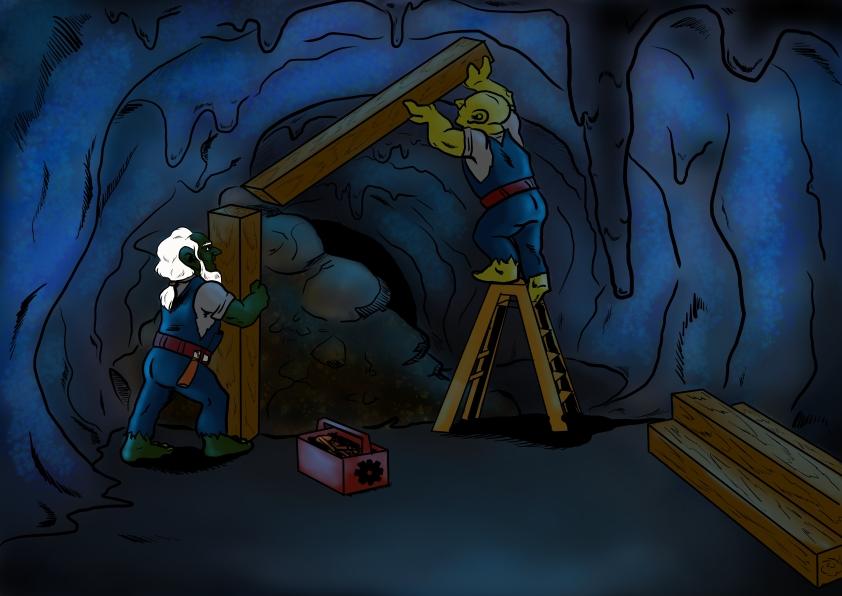 Tinker Trolls (2013 Treasure Hunt)