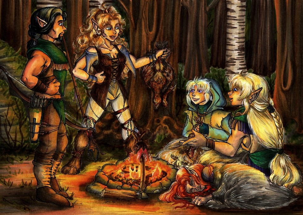 Family Hunt (RTH 2511) (2013 Treasure Hunt)