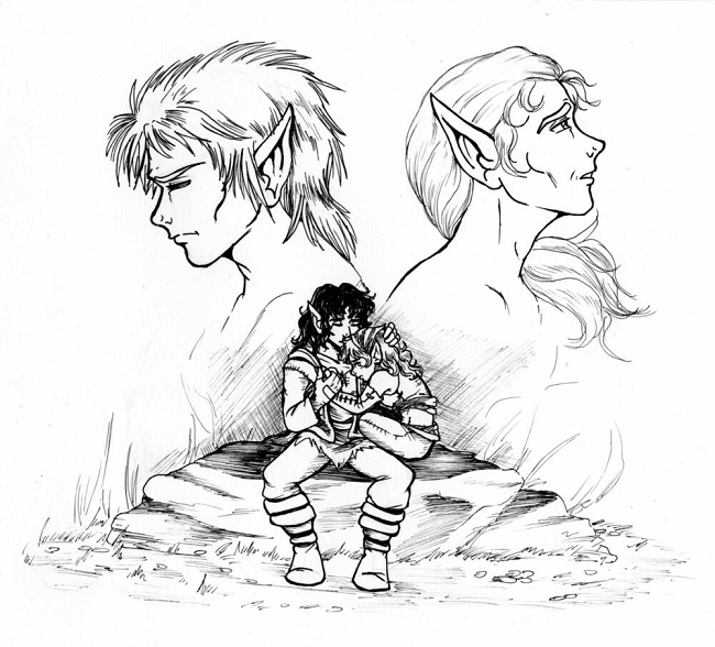 Lost Fathers (2012 Treasure Hunt)