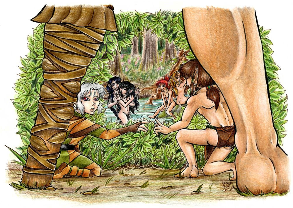 Spring 2010 New Green Bliss: One-Leg, Newt, Otter, Crackle, Dreamflight, Fadestar, Nightstor