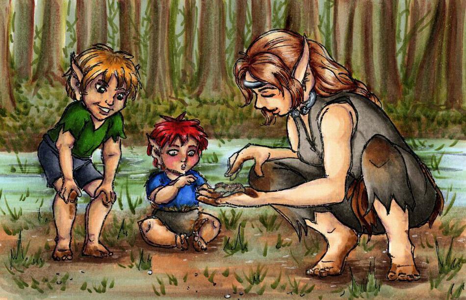 Easysinger, Windburn & Thornbow (RTH 2147) (2013 Treasure Hunt) (2013 Family Time Challenge)