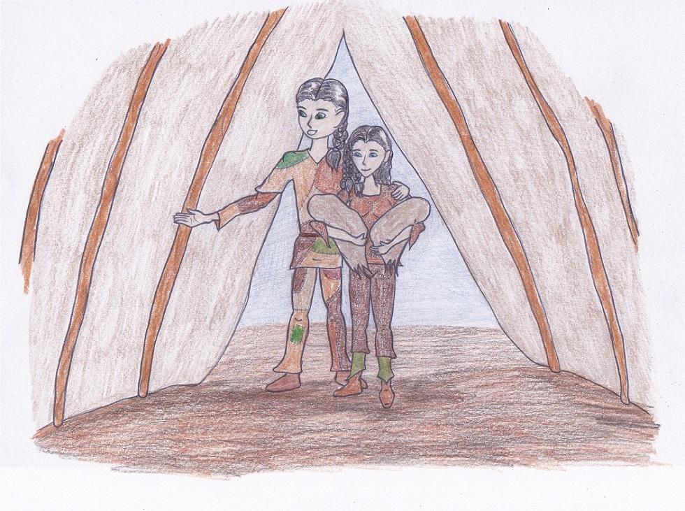 New Home (Tamyon and Nonoli) (2013 Family Time Contest)