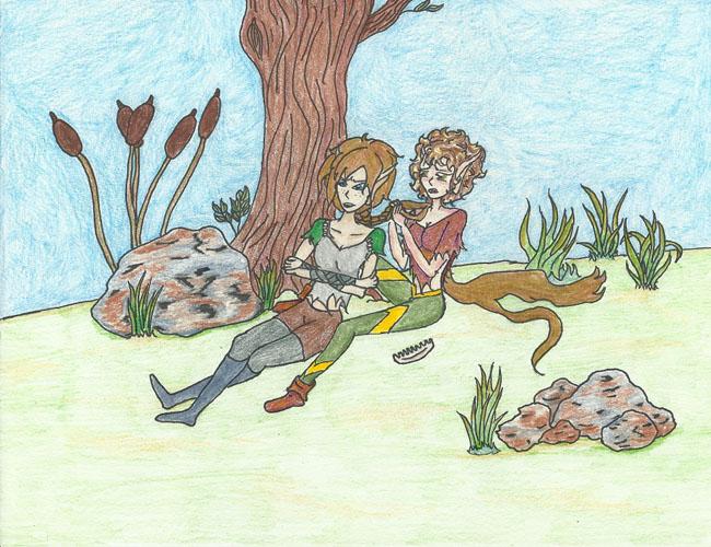 Illustration to