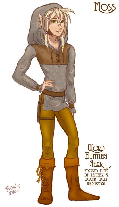Moss (Word-Hunter outfit RTH 2514)
