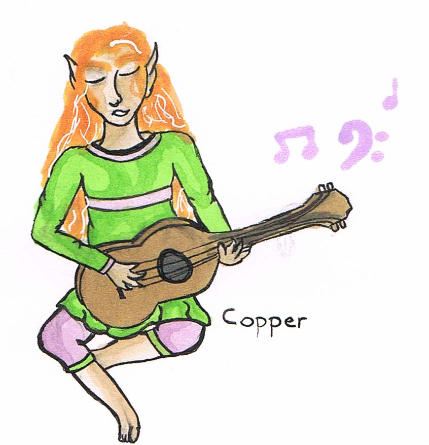 Copper (May/June 2012 art trade)