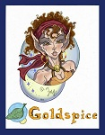 Goldspice (RTH 2511) (colors by Laura M.)